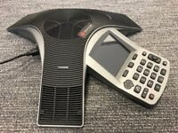 Polycomm CX3000 conference phones