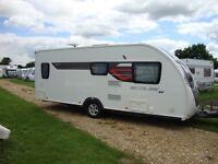 Sterling Eccles Ruby SE 4 Berth Caravan (2014)