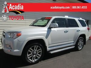 2012 Toyota 4Runner Limited - Leather and more!
