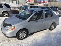 2000 Toyota Echo Sedan Kitchener / Waterloo Kitchener Area Preview