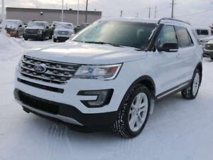 2017 Ford Explorer XLT, 201A, 3.5L V6, 4WD, SYNC, NAV, REAR CAME