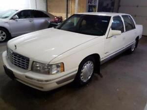 1999 Cadillac DeVille d'Elegance***ONE OWNER***NO ACCIDENTS***