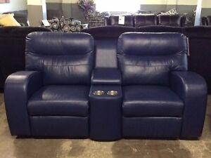 Glenlawn Reclining Love Seat With Console