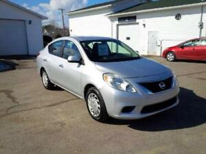 2012 Nissan Versa Sedan ***NEW PRICE***