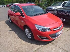 VAUXHALL ASTRA - DL13KDV - DIRECT FROM INS CO