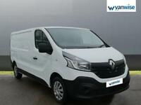 2015 Renault Trafic LL29dCi 115 Business Van Diesel white Manual