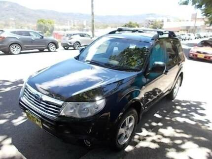 """2010 Subaru Forester X """"3 years unlimited kilometers warranty"""" Wollongong Wollongong Area Preview"""