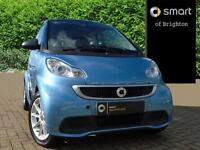 smart fortwo coupe ELECTRIC DRIVE (blue) 2013-11-08