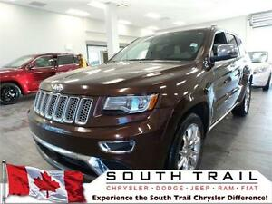 2014 Jeep Grand Cherokee SUMMIT - UP TO $13,000 IN CASH BACK OAC