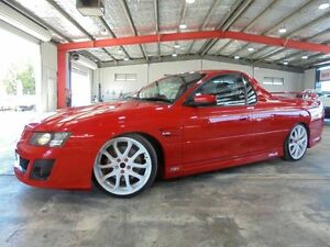 2005 Holden Special Vehicles Maloo Z Series R8 Red 6 Speed Manual Utility Welshpool Canning Area Preview