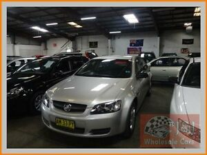 2006 Holden Commodore VE Omega Silver 4 Speed Automatic Sedan Warwick Farm Liverpool Area Preview