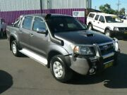 2006 Toyota Hilux KUN26R 06 Upgrade SR5 (4x4) Grey 5 Speed Manual Dual Cab Pickup Dubbo Dubbo Area Preview