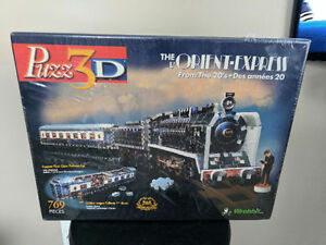 3D Puzzle The Orient Express Train