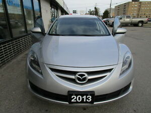 2013 Mazda Mazda6 Sedan CERTIFIED,EMISSION,BLUETOOTH,WARRANTY