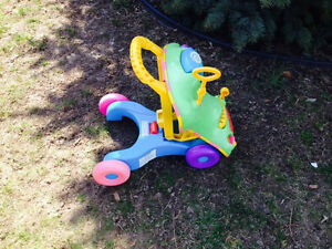 Playskool Step Start Walk 'n Ride Walker & Ride-On Toy Peterborough Peterborough Area image 4