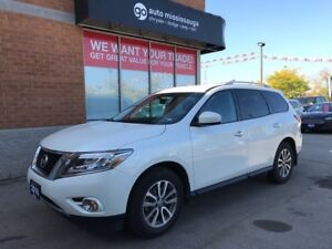2016 Nissan Pathfinder SV 4WD | 7 Seater | Backup Camera | Bluet
