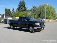 2011 GMC SIERRA 2500HD SLE EXT CAB LONG BOX 4X4 ONLY 63,000KM Vancouver Greater Vancouver Area Preview