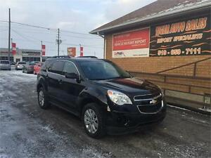 2011 Chevrolet Equinox LT***ONLY 69 KMS*****4 CYLINDER**RIMS