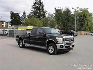 2012 FORD F-250 SUPER DUTY XLT EXT CAB LONG BOX 4X4