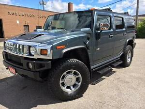 2005 HUMMER H2 **LEATHER-ROOF-ONLY $9999**