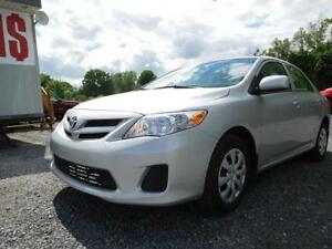 2012 Toyota Corolla CE *** Pay Only $47.87 Weekly OAC ***