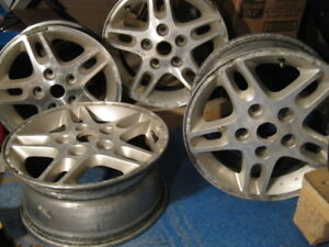 Rims from Jeep