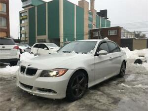 2007 BMW 328I Cuir, Mags, Bluetooth,