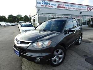 2009 Acura RDX TURBO LEATHER ROOF BLUETOOTH CERTIFIED E-TESTED