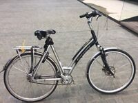 Dutch Bike Gazelle brand in perfect condition with AXA chain