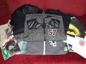 Boys Clothes Bundle Age 9-10 Years / 9-10 Yrs