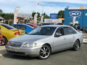 2005 Ford LTD BA Mk II Silver 4 Speed Sports Automatic Sedan Greenslopes Brisbane South West Preview