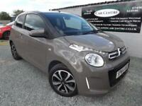 2014 64 CITROEN C1 1.0 FLAIR 3D 68 BHP PETROL GREY