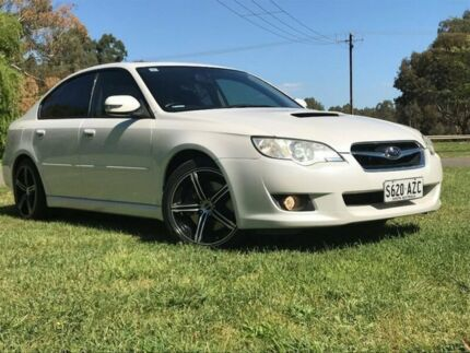 2006 Subaru Liberty White Sports Automatic Sedan Hahndorf Mount Barker Area Preview