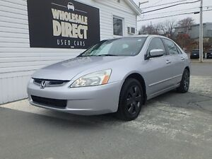2005 Honda Accord SEDAN EX 3.0 L