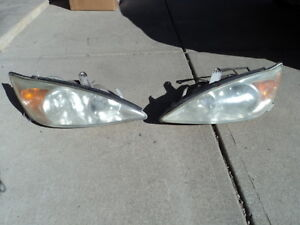 2002-2006 Toyota Camry parts
