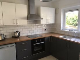 Refurbished first floor flat to rent