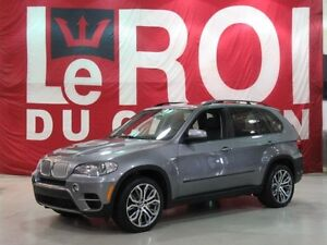 BMW X5 35D EXECUTIVE DIESEL 2013