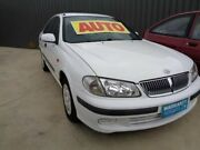 2000 Nissan Pulsar N16 ST White 4 Speed Automatic Sedan Enfield Port Adelaide Area Preview