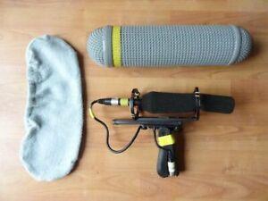 Sennheiser MKH 416P mic kit