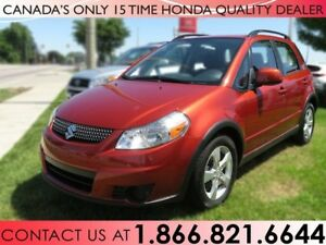 2010 Suzuki SX4 Hatchback JX AWD 5 DOOR HB | 1 OWNER | NO ACCIDE