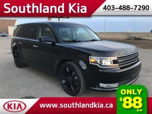 2017 Ford Flex Limited **LEATHER-NAV-SUNROOF**