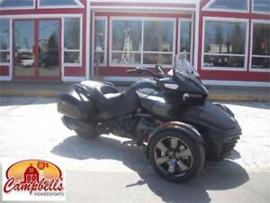 2016 CAN AM SPYDER F3 LIMITED