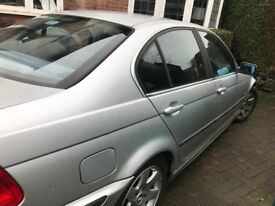 Silver BMW 3 series for sale