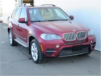 2011 BMW X5 XDrive DIESEL AWD Full Load One Owner! Low $$