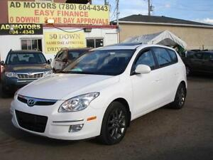 """REDUCED""2012 HYUNDAI ELANTRA TOURING SROOF-100% APPROVE FINANCE Edmonton Edmonton Area image 1"