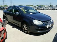 VOLKSWAGEN JETTA 1.9 BXE BKC 2006 BREAKING FOR SPARES TEL 07814971951 HAVE FEW IN STOCK
