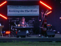 Rocking On The River, Concert & Motor cycle Show & shine