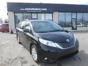 TOYOTA SIENNA XLE AWD 7 PLACES 2013**4 ROUES MOTRICES**
