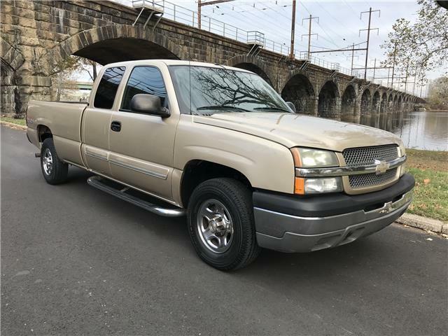 Image 1 Voiture Américaine d'occasion Chevrolet Silverado 1500 2004