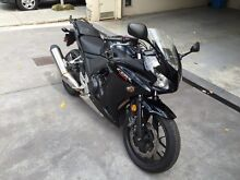 Honda CBR500R (ABS) LAMS Bike for Sale - with accessories $ Hawthorn Boroondara Area Preview